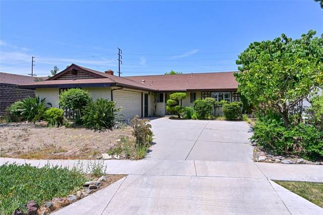 12807 Elmrock Avenue, La Mirada, CA 90638 (#PW21162775) :: The Kohler Group