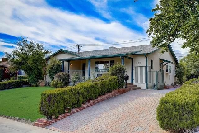 3275 E Orange Grove Boulevard, Pasadena, CA 91107 (#PF21164210) :: RE/MAX Empire Properties