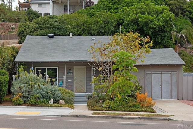 1886 Catalina Blvd. Boulevard, San Diego, CA 92107 (#PTP2105251) :: Jett Real Estate Group