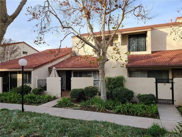 18130 Oxnard Street #65, Tarzana, CA 91356 (#SR21164378) :: The Kohler Group