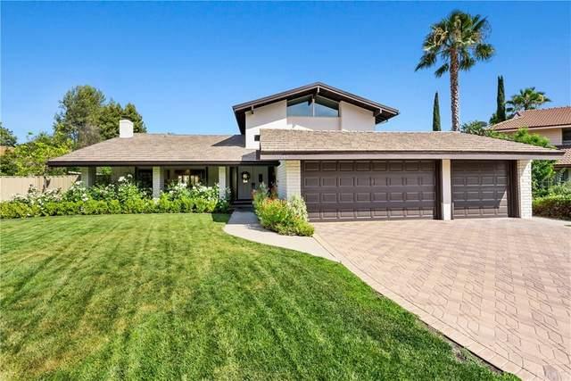 31944 Doverwood Court, Westlake Village, CA 91361 (#SB21161020) :: The Kohler Group
