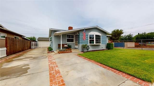 749 N Amelia Avenue, San Dimas, CA 91773 (#CV21133944) :: Cal American Realty