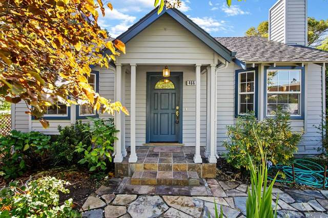 466 5th Avenue, Redwood City, CA 94063 (#ML81855520) :: Millman Team