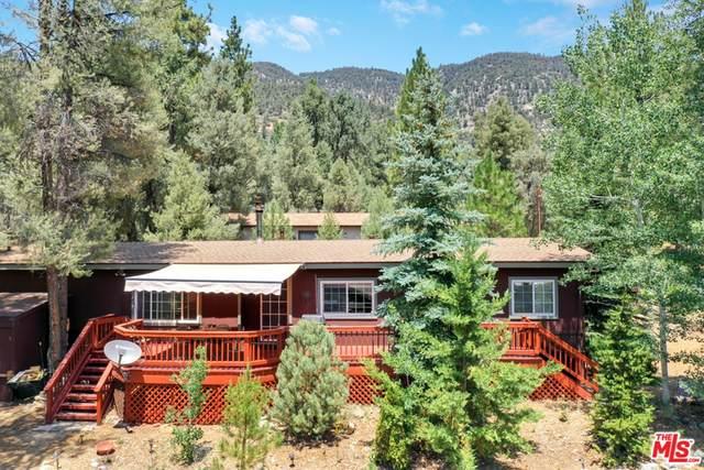 2805 Polar Way, Pine Mountain Club, CA 93222 (#21761624) :: Powerhouse Real Estate