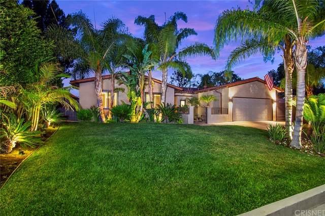 5809 Mcdonie Avenue, Woodland Hills, CA 91367 (#SR21164382) :: Robyn Icenhower & Associates