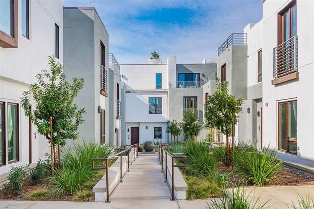 719 S Marengo Avenue #5, Pasadena, CA 91106 (#PF21164415) :: Team Tami