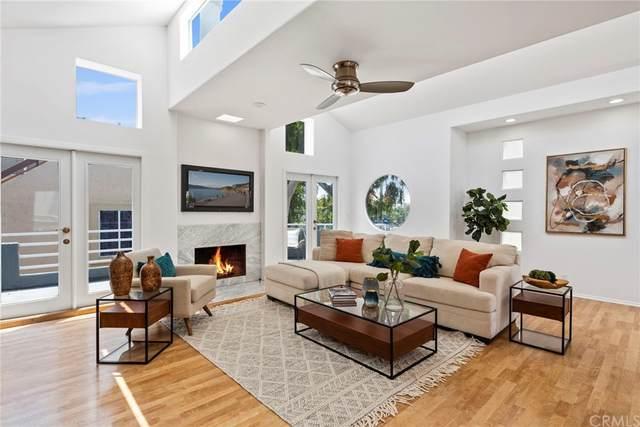 518 11th Street C, Hermosa Beach, CA 90254 (#SB21163632) :: Cochren Realty Team | KW the Lakes