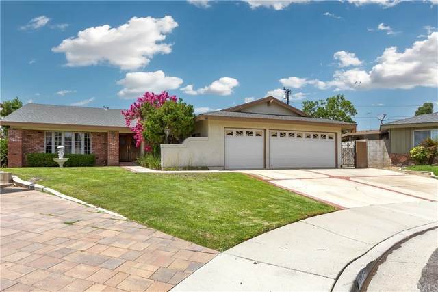271 Cabra Drive, Walnut, CA 91789 (#TR21163116) :: RE/MAX Empire Properties