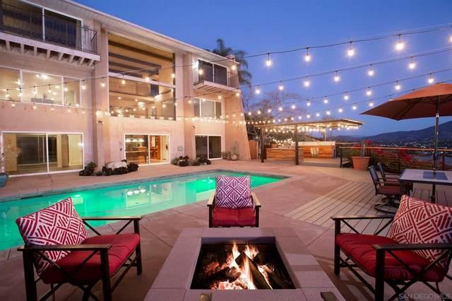 4310 Mount Helix Highlands Dr, La Mesa, CA 91941 (#210021135) :: Powerhouse Real Estate