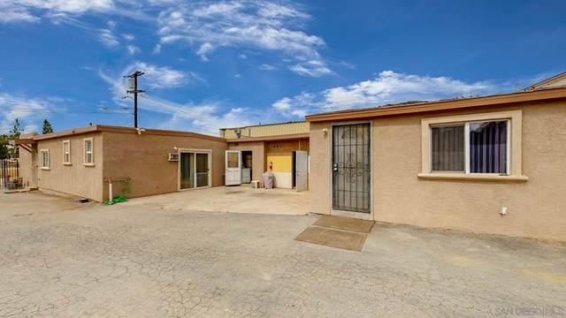 12030 Short St, Lakeside, CA 92040 (#210021142) :: Jett Real Estate Group