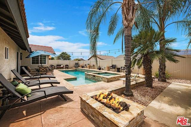 36084 Leah Lane, Yucaipa, CA 92399 (#21765120) :: McKee Real Estate Group Powered By Realty Masters & Associates
