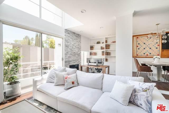 520 S Barrington Avenue #108, Los Angeles (City), CA 90049 (#21764014) :: Team Tami