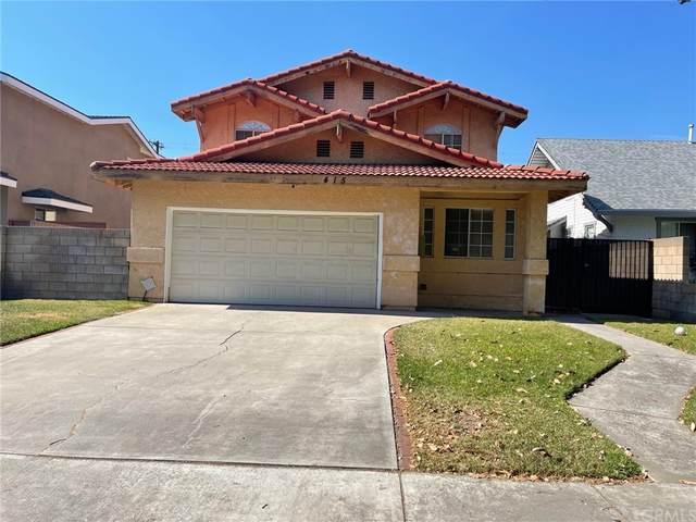 415 W Center Street, Covina, CA 91723 (#TR21164455) :: The Alvarado Brothers