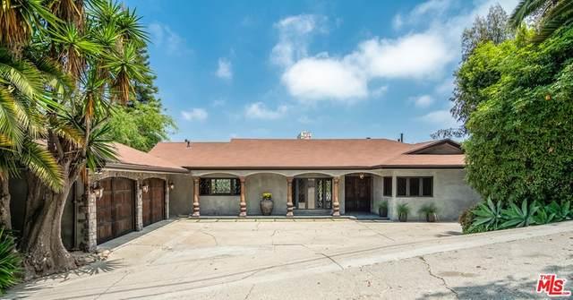 3041 Waverly Drive, Los Angeles (City), CA 90039 (#21765368) :: Robyn Icenhower & Associates