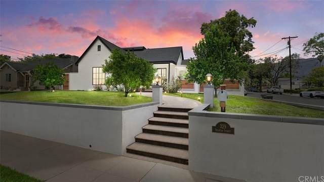 329 Stanton Street, Pasadena, CA 91103 (#SW21164300) :: Team Tami