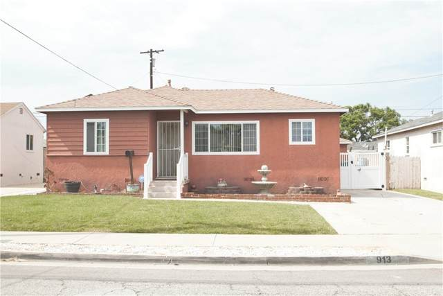 913 Gastine Street, Torrance, CA 90502 (#SB21163477) :: Cochren Realty Team | KW the Lakes
