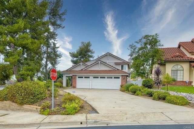 1396 Beringer Ln, Vista, CA 92081 (#NDP2108728) :: Latrice Deluna Homes