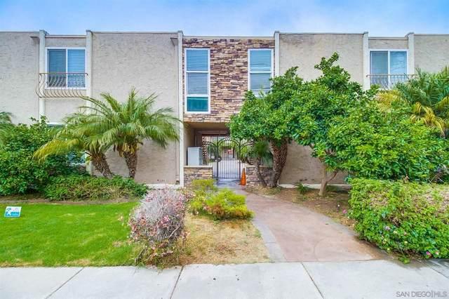 1472 Iris Ave #5, Imperial Beach, CA 91932 (#210021148) :: Team Tami