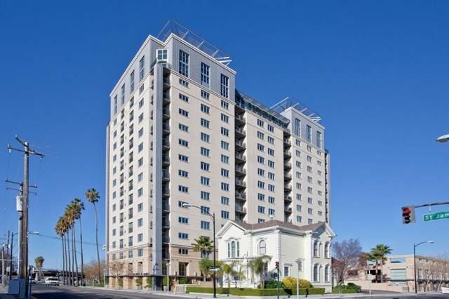 175 Saint James Street #705, San Jose, CA 95110 (#ML81855536) :: Realty ONE Group Empire