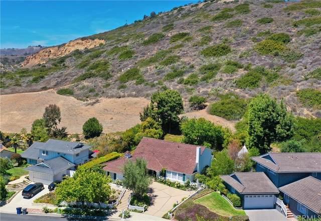 3807 Pirate Drive, Rancho Palos Verdes, CA 90275 (#PV21160652) :: Compass