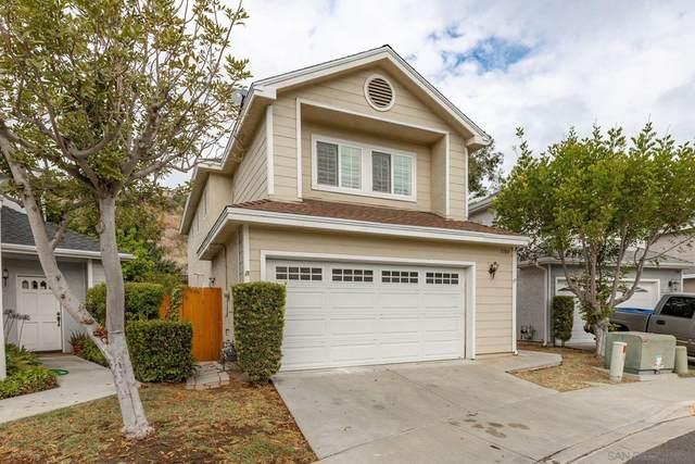 3384 Aveley Pl, San Diego, CA 92111 (#210021154) :: Blake Cory Home Selling Team