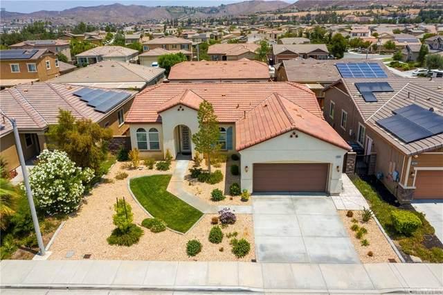 29318 Centerfield, Lake Elsinore, CA 92530 (#IG21164411) :: Blake Cory Home Selling Team