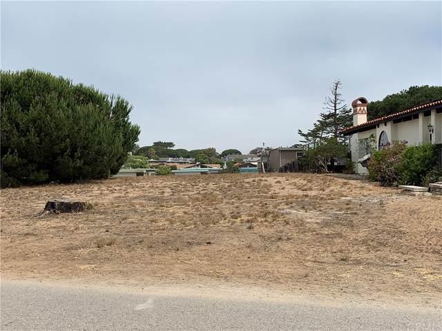 1360 Pasadena Drive, Los Osos, CA 93402 (#SC21164527) :: Team Tami