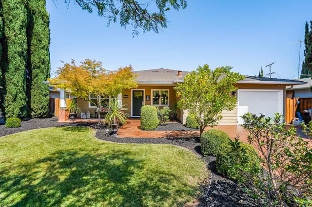 5050 Emiline Drive, San Jose, CA 95124 (#ML81855546) :: Blake Cory Home Selling Team