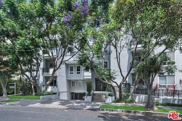 1176 Wellesley Avenue #203, Los Angeles (City), CA 90049 (#21765204) :: Team Tami