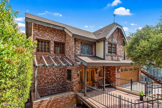 23647 Aster Trail, Calabasas, CA 91302 (#221004109) :: Eight Luxe Homes