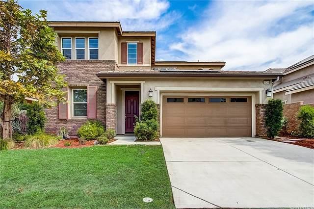 13206 Baxter Springs Drive, Rancho Cucamonga, CA 91739 (#IV21162348) :: Cal American Realty