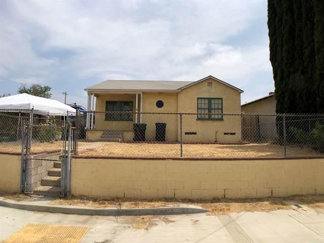 2937 Dahlia St, San Diego, CA 92105 (#PTP2105258) :: Doherty Real Estate Group