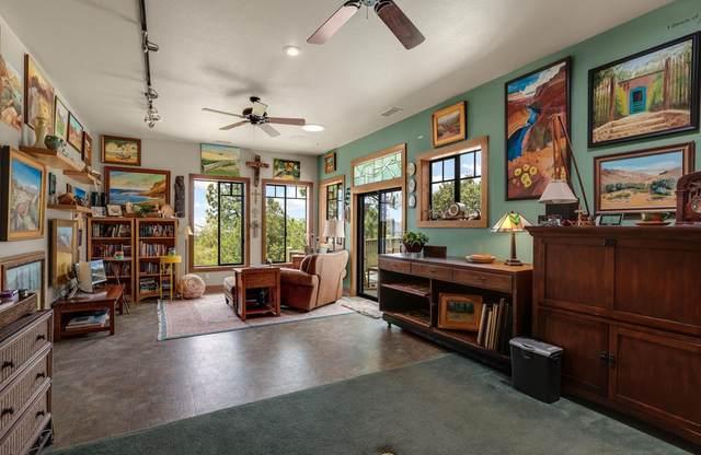 53990 Linger Lane, Idyllwild, CA 92549 (#219065414PS) :: Blake Cory Home Selling Team