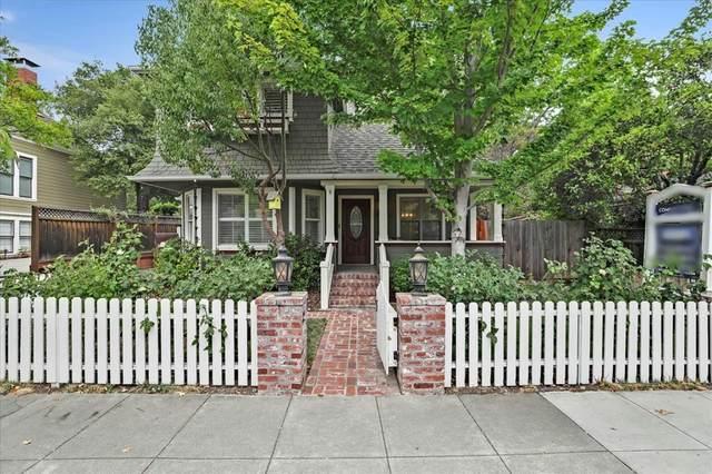 327 University Avenue, Los Gatos, CA 95030 (#ML81855558) :: Blake Cory Home Selling Team