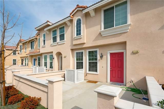 15447 Pomona Rincon Road #1158, Chino Hills, CA 91709 (#WS21164609) :: Mark Nazzal Real Estate Group