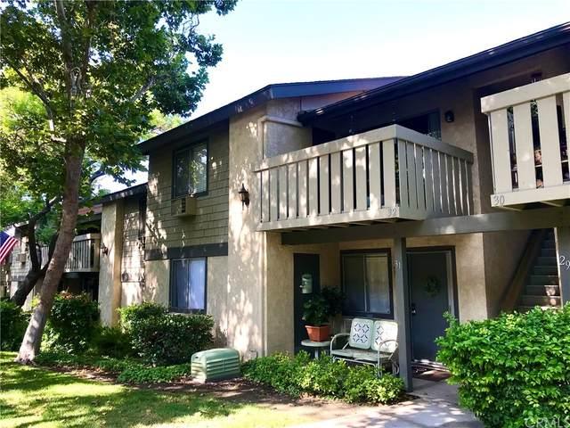960 E Bonita Avenue #32, Pomona, CA 91767 (#CV21164578) :: Cal American Realty