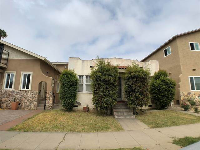 3426 Felton St, San Diego, CA 92104 (#PTP2105260) :: Latrice Deluna Homes
