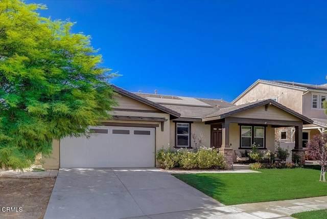 425 Edgewood Drive, Fillmore, CA 93015 (#V1-7402) :: The Kohler Group