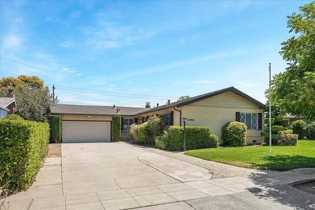 4086 Jan Way, San Jose, CA 95124 (#ML81855569) :: Blake Cory Home Selling Team