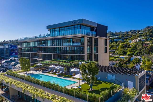 9040 W Sunset Boulevard Phb, West Hollywood, CA 90069 (#21765302) :: Swack Real Estate Group | Keller Williams Realty Central Coast