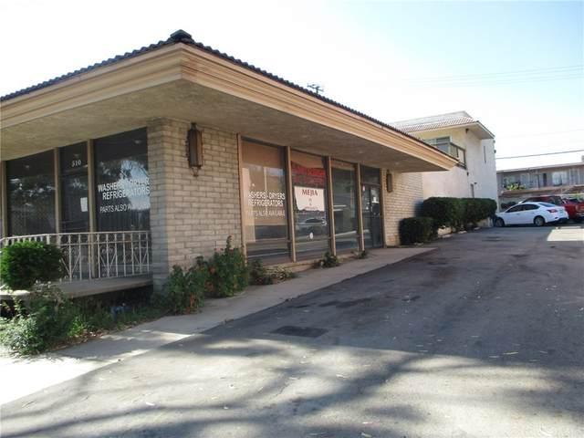 510 E 6th Street, Corona, CA 92879 (#IG21158879) :: Robyn Icenhower & Associates