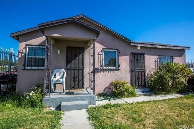 2531 E 127th Street, Compton, CA 90222 (#CV21164689) :: Blake Cory Home Selling Team