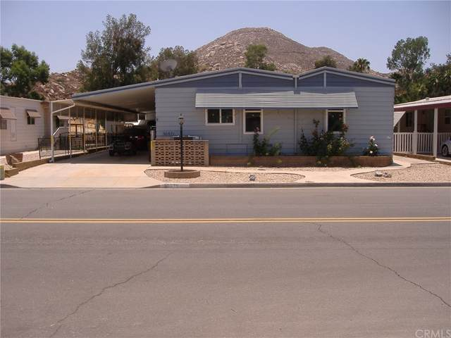 30871 Paradise Palm Avenue, Homeland, CA 92548 (#SW21143351) :: Blake Cory Home Selling Team