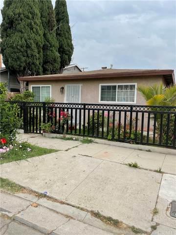 1111 E 21st Street, Long Beach, CA 90806 (#SB21164694) :: Wendy Rich-Soto and Associates