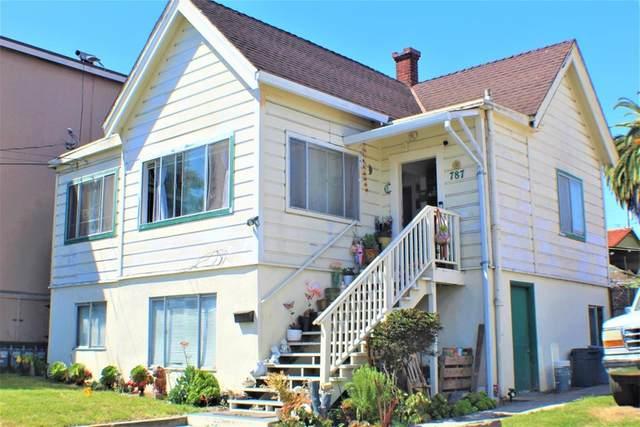 787 Hawthorne Street, Monterey, CA 93940 (#ML81854783) :: Blake Cory Home Selling Team