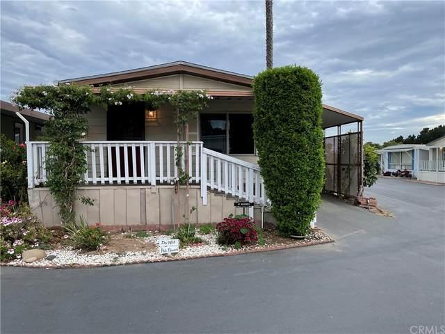 3210 Santa Maria Way #97, Santa Maria, CA 93455 (#PI21164297) :: Zutila, Inc.