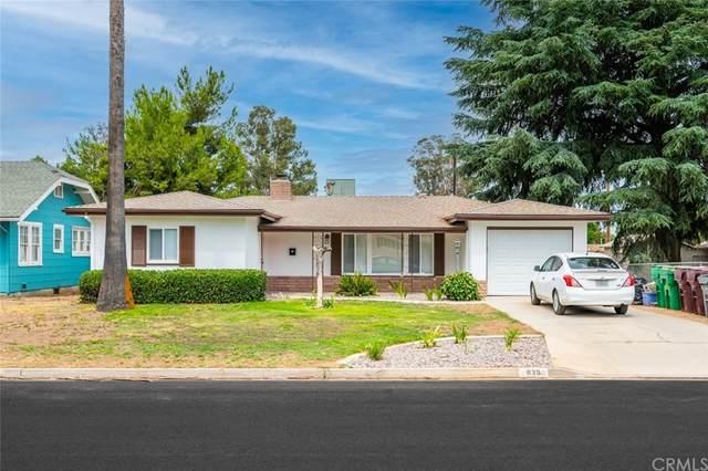 835 Euclid Avenue, Beaumont, CA 92223 (#IV21164700) :: RE/MAX Empire Properties