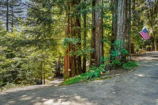 445 Holmwood, Scotts Valley, CA 95066 (#ML81855573) :: Blake Cory Home Selling Team