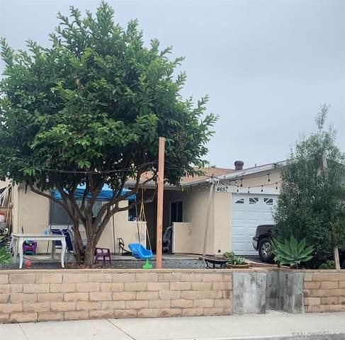 4657 Calle Del Palo, Oceanside, CA 92057 (#210021171) :: Robyn Icenhower & Associates