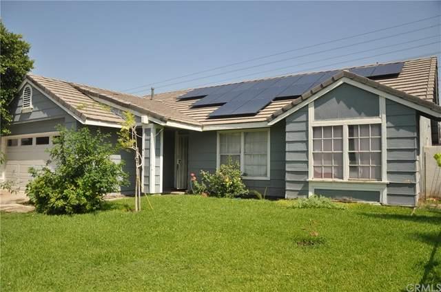 14178 Chaparral Avenue, Fontana, CA 92337 (#IG21156347) :: Blake Cory Home Selling Team